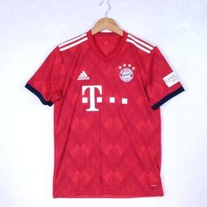 FC Bayern Munchen Adidas Jersey Women's Small